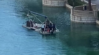 Man drowns at Fountains of Bellagio – VIDEO