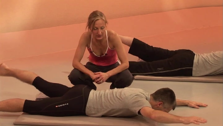 Lindsey Jackson's Pilates for Men