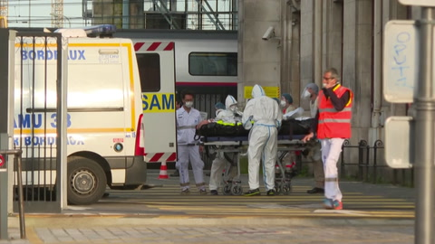 Europa supera 40.000 muertos por coronavirus, EEUU bate récord