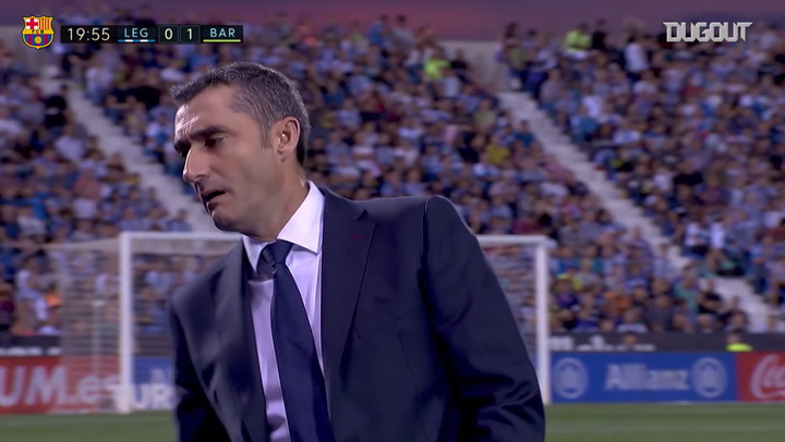 Ernesto Valverde S Best Moments As Fc Barcelona Manager Dugout