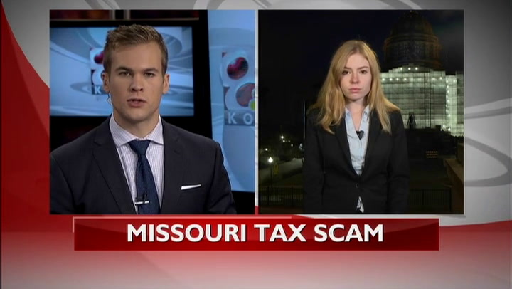 State treasurer warns of tax scam