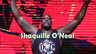 Dev eğlenceli Shaquille O'Neal