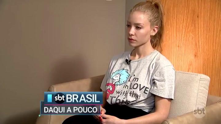 Entrevista a Najila Trindade, la mujer que acusa de agresión sexual a Neymar Jr.