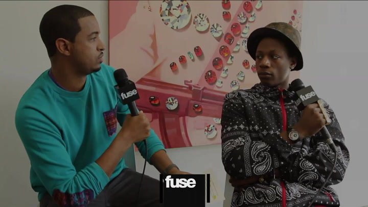 "Interviews: Joey Bada$$ On Why His First ""Unorthodox"" Recording Session Wasn't Right"