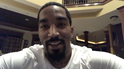 JR Smith Is Speechless