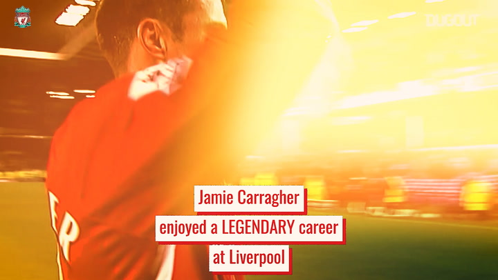 Jamie Carragher's passion for the Merseyside Derby