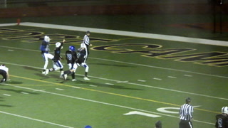 Ronnie Harris TD Run