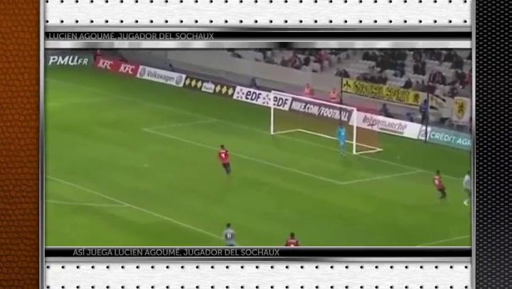Así juega Lucien Agoumé, jugador del Sochaux