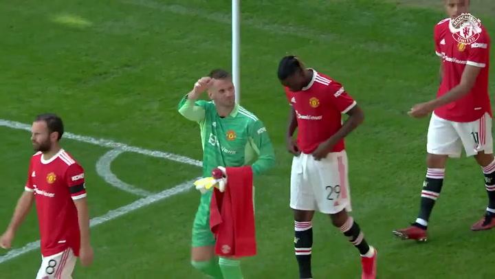 El Manchester United arranca ganando al Derby County de Rooney