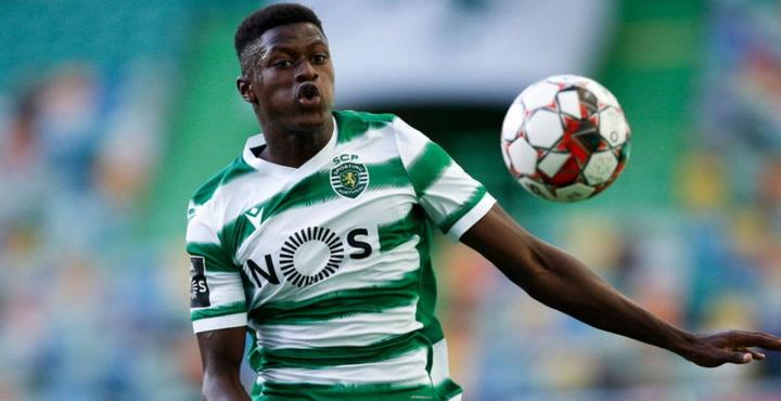Así juega Nuno Mendes, futbolista del Sporting de Lisboa