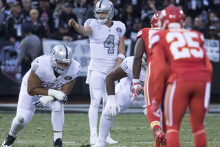 Vegas Nation Red Zone: Raiders and Chiefs battle for 1st Place in AFC West