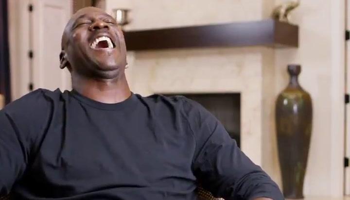 Air Meme: Michael Jordan se parte de risa con las palabras de Gary Payton  en The Last Dance