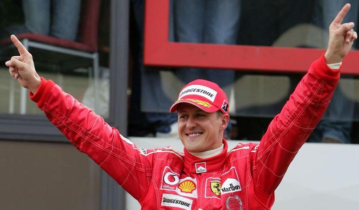 Los 10 mejores momentos de la carrera de Michael Schumacher