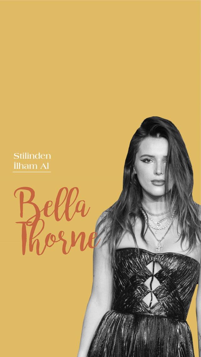 Stilinden İlham Al - Bella Thorne