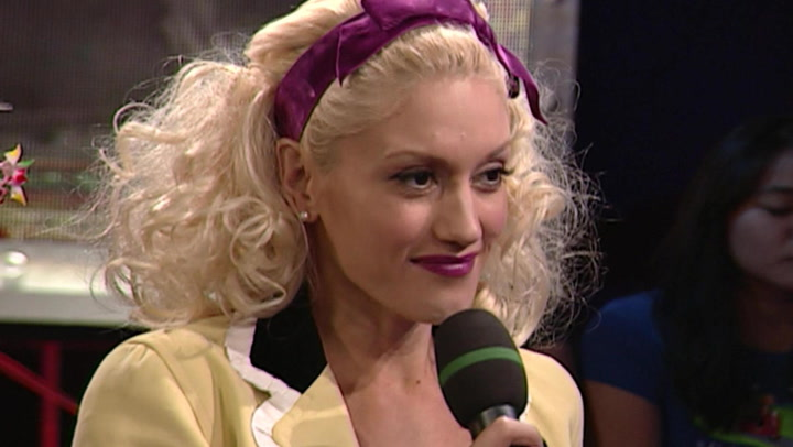 Gwen Stefani Discusses Love. Angel. Music. Baby: #TBT
