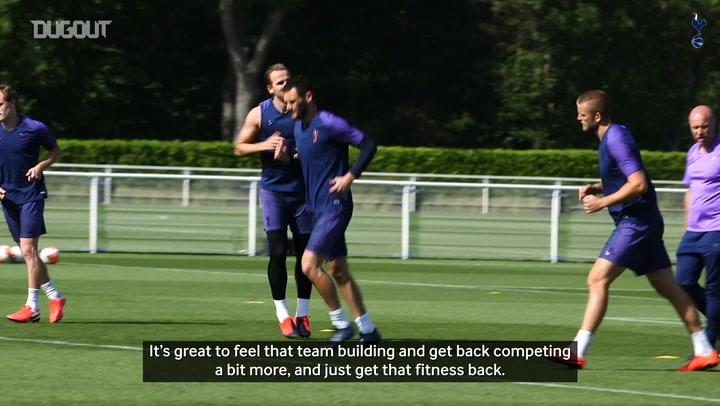 Harry Kane fully fit for Premier League restart