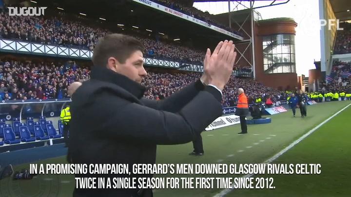 Rangers FC 2018-19 Season Reveiw