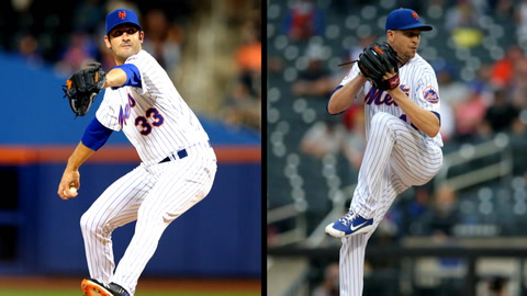 More exciting, Matt Harvey Day or Jacob deGrom Day?