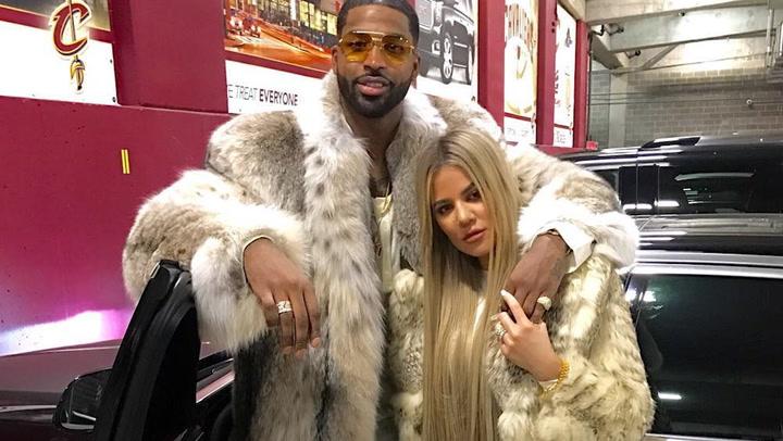 Khloé Kardashian le da una segunda oportunidad a Tristan Thompson dos años después de su infidelidad