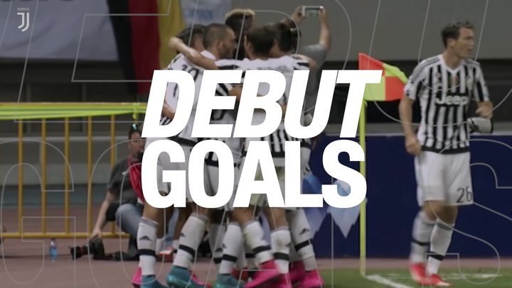Debut Goals: Paulo Dybala Vs Lazio
