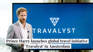 Prince Harry has launched new global initiative encouraging sustainable  travel | Now To Love