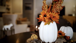 Try This Quick Hack for Autumn Tabletop Decor