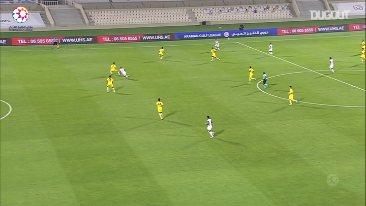 Highlights: Sharjah 2-1 Al-Wasl