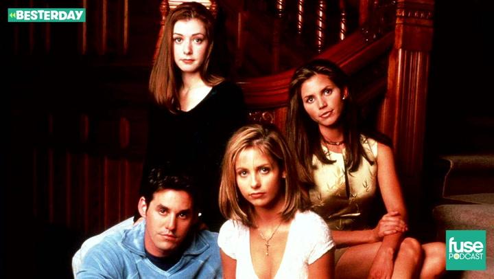 Buffy The Vampire Slayer Turns 20, Celebrating the Badass Series: Besterday Podcast