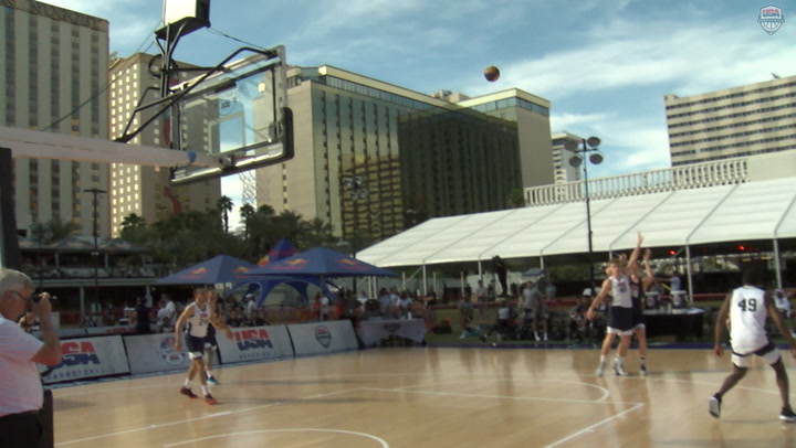 2019 USA 3X3 World Cup Team Highlights