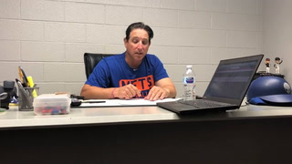 Tony DeFrancesco talks about the loss to New Orleans