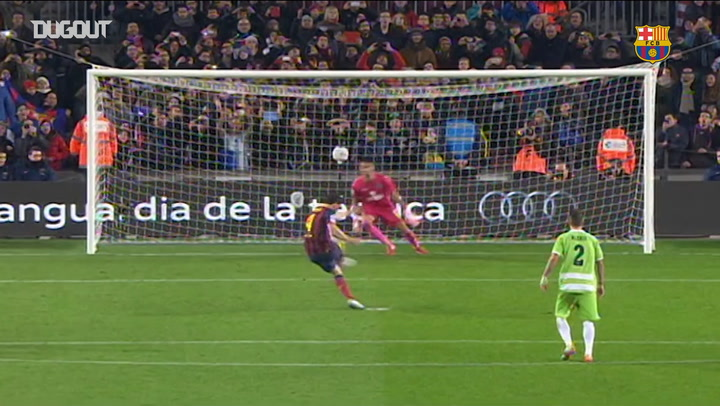 FC Barcelona's Penalty Prowess