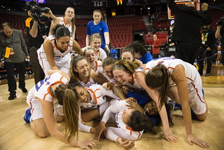Vegas Madness: Buzzer beater clinches Mountain West Championship for Boise State women