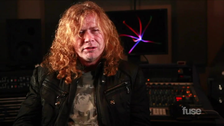 "Interviews: Megadeth's Dave Mustaine on New Single ""Super Collider"" & Label"