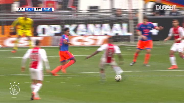 Ajax's greatest goals against Feyenoord