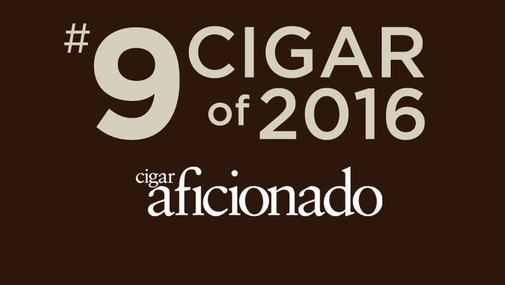 No. 9 Cigar of 2016