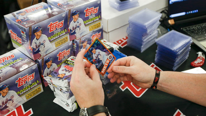How The Internet Created A Sports Card Boom And Why The Pandemic Is Fueling It Sports Illustrated