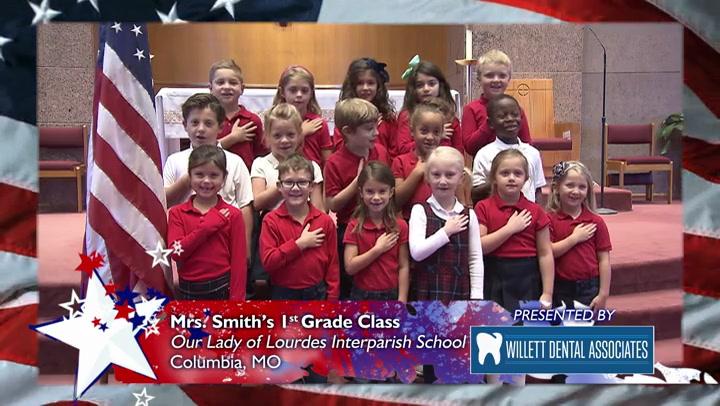 Our Lady of Lourdes Interparish School - Mrs. Smith - 1st Grade