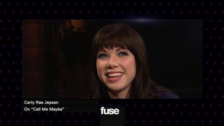 "Shows: Top 40 of 2012: Carly Rae Jepsen ""Call Me Maybe"""
