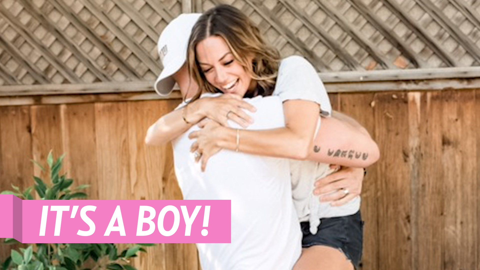 Jana Kramer Is Expecting A Baby Boy!