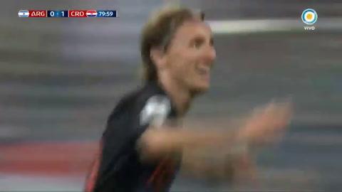 Contundente derrota de Argentina ante Croacia que complica la clasificación