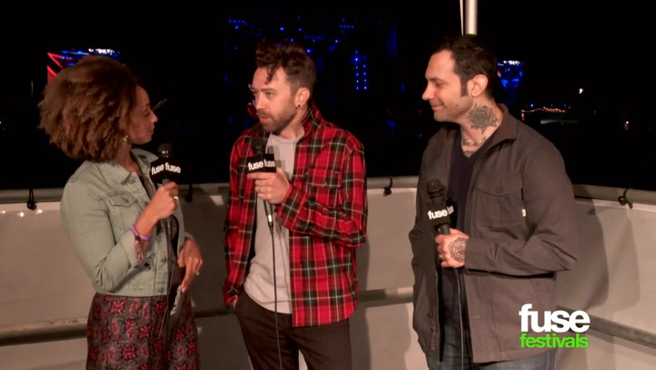 Interviews: Rise Against at Voodoo 2014