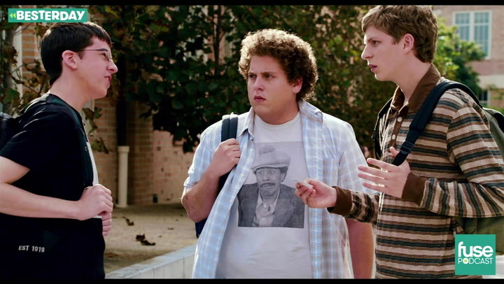 Superbad Turns 10 Celebrating the Movie's Comedic Brilliance: Besterday Podcast