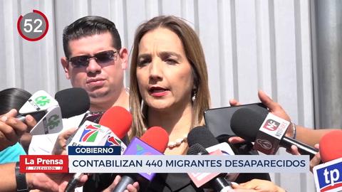 Gobierno de Honduras contabiliza 440 migrantes desaparecidos en México y otras noticias