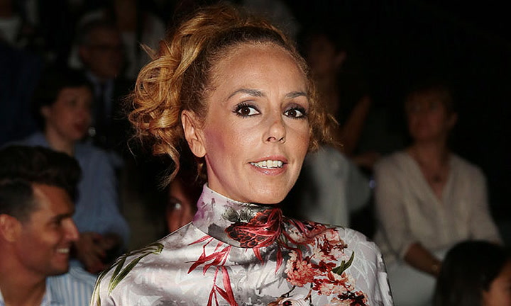 Rocío Carrasco no puede ocultar la emoción al hablar sobre la operación de Terelu