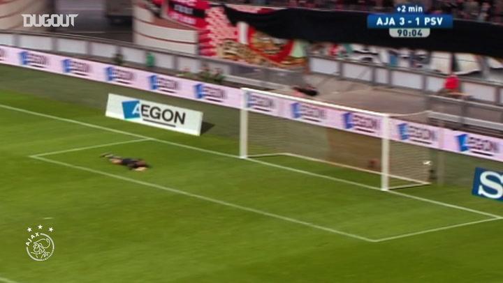 Leonardo's top five Ajax goals
