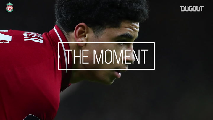 The Moment: Ki-Jana Hoever Breaks Liverpool FA Cup Record