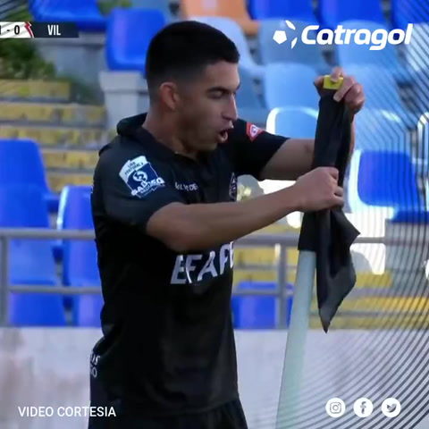 Jonathan Rubio anotó su segundo gol de la temporada en Portugal
