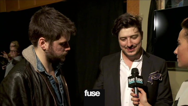 Mumford & Sons Is Shocked After Winning Big At The Grammys