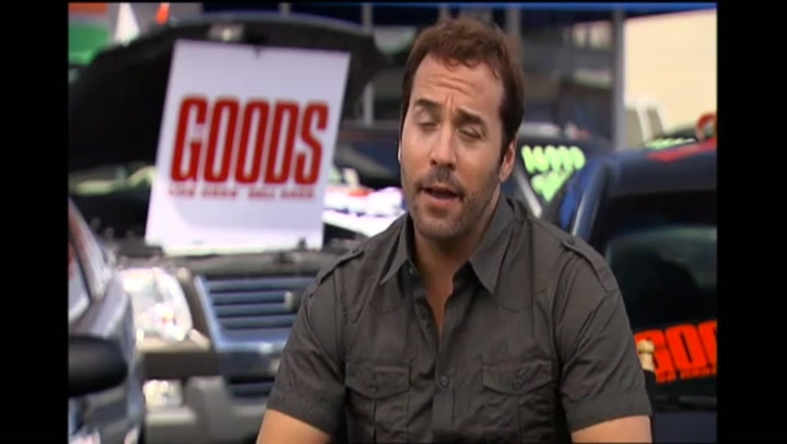 The Goods - Interview with Jeremy Piven