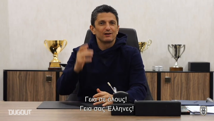 Răzvan Lucescu - Greek Superleague manager of the year